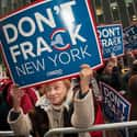 Fracking is listed (or ranked) 26 on the list The Social Issues You Care About Most