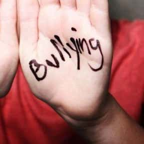 Bullying is listed (or ranked) 15 on the list The Social Issues You Care About Most