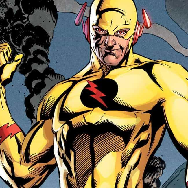 Eobard Thawne is listed (or ranked) 3 on the list The Fastest Characters In Comics