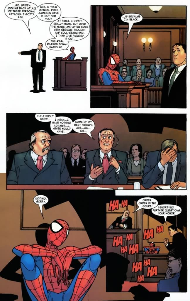 Random Funniest Spider-Man Quips in Comics