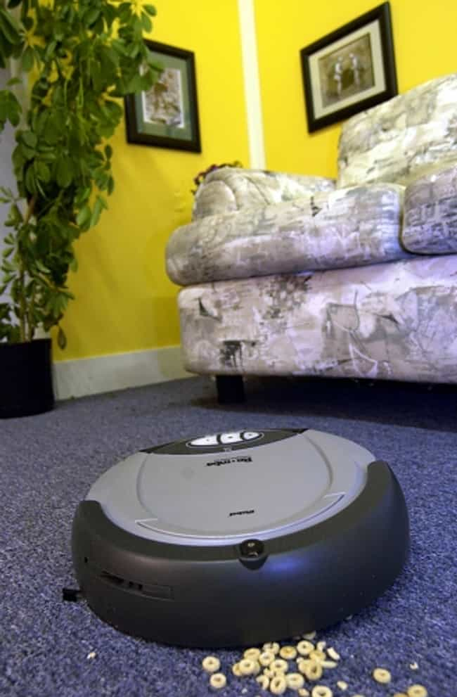 The Roomba: A Maid You Don'... is listed (or ranked) 4 on the list The Most 'Murican Inventions Ever