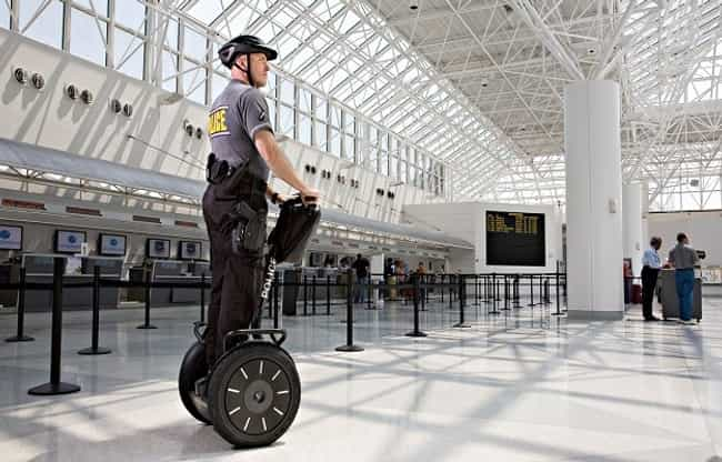 The Segway, When Walking Is Ju... is listed (or ranked) 2 on the list The Most 'Murican Inventions Ever