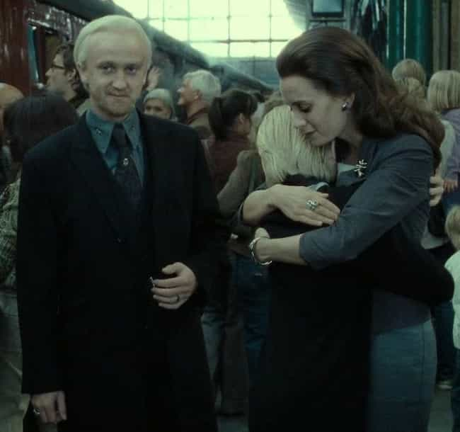 Draco Married Up in the ... is listed (or ranked) 2 on the list J.K. Rowling's Post-Books Reveals About Harry Potter