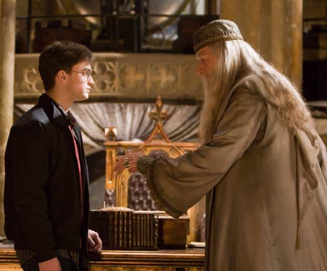 Dumbledore Could See Har... is listed (or ranked) 4 on the list J.K. Rowling's Post-Books Reveals About Harry Potter