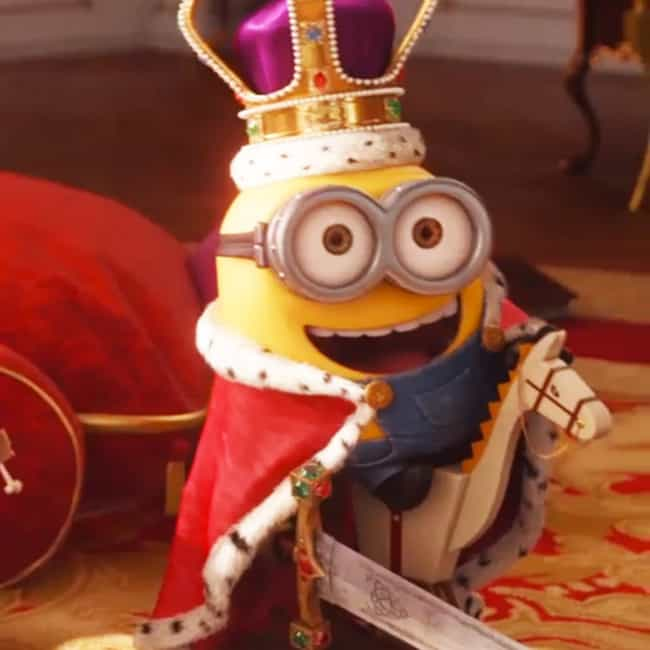 Gentlemen Do Not Steal L... is listed (or ranked) 5 on the list Minions Movie Quotes