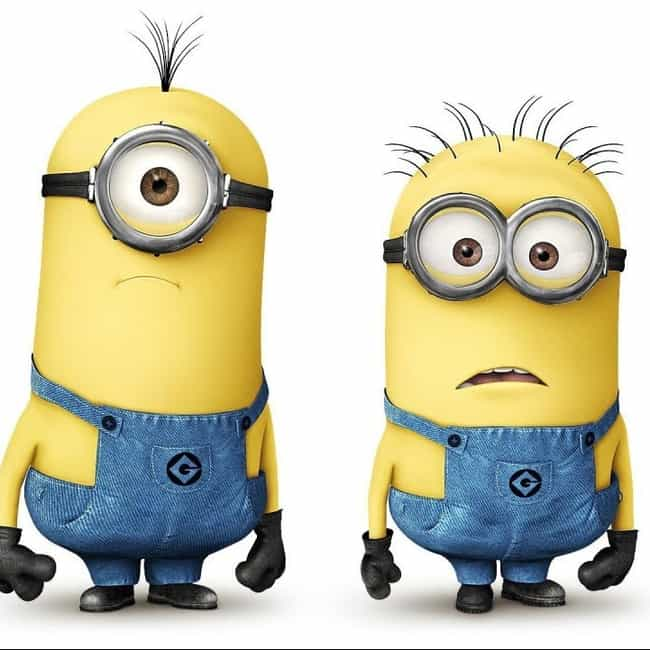 Gonna Have to Get Through Me is listed (or ranked) 3 on the list Minions Movie Quotes