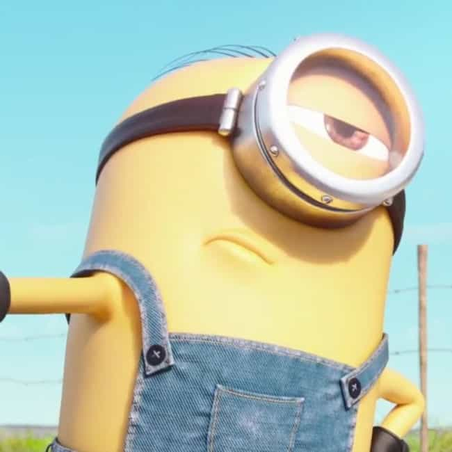 Hey, a Piñata! is listed (or ranked) 8 on the list Minions Movie Quotes