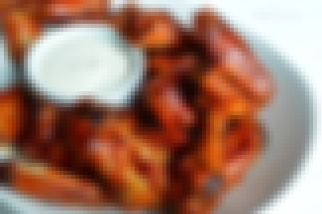 Honey BBQ Baked Chicken Wings is listed (or ranked) 2 on the list Finger-Lickin' Chicken Wing Recipes