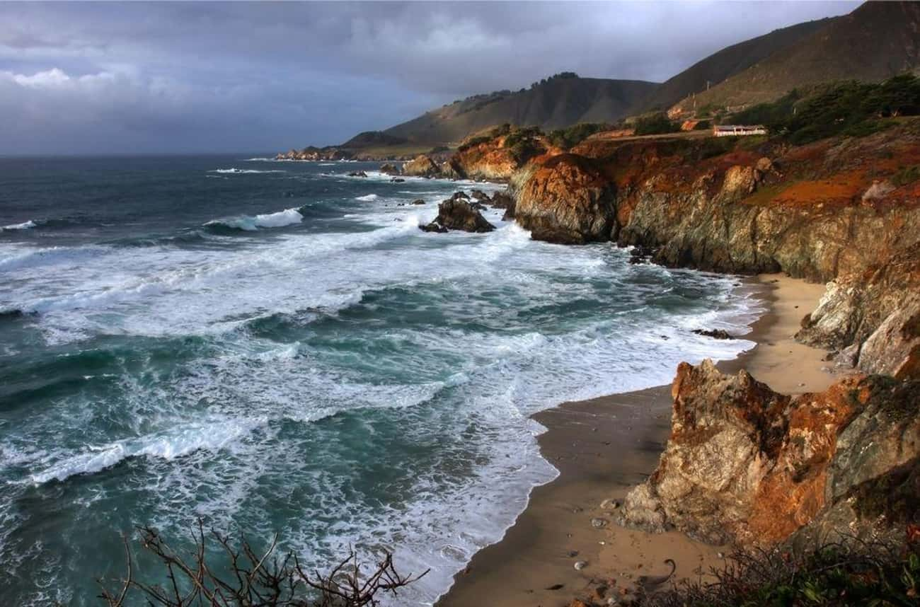 Big Sur, California, USA is listed (or ranked) 3 on the list Cool & Cheap Off-Season Summer Destinations