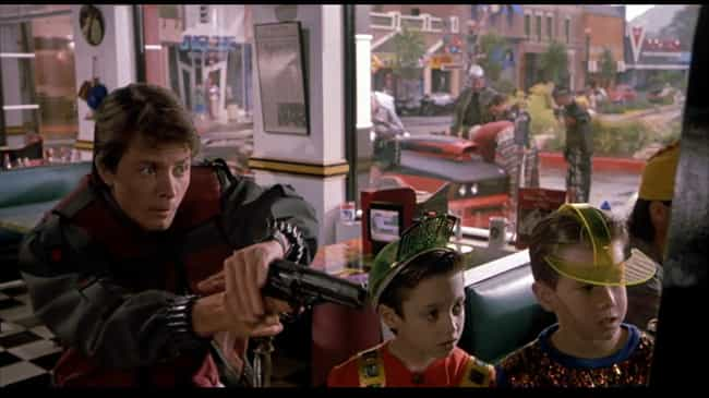 Handsfree Video Games is listed (or ranked) 3 on the list Ways Back to the Future Predicted the Future