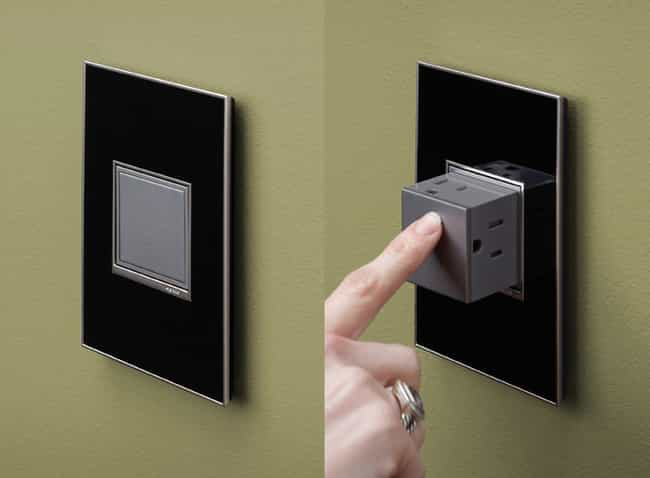The Disappearing Electrical Ou... is listed (or ranked) 1 on the list Inventions You'll Wonder How You Lived Without
