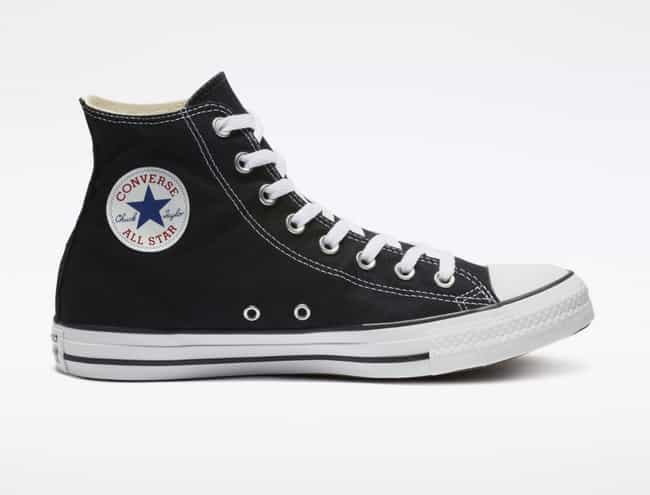 Converse All Stars is listed (or ranked) 1 on the list The Most Iconic Shoes in Footwear History