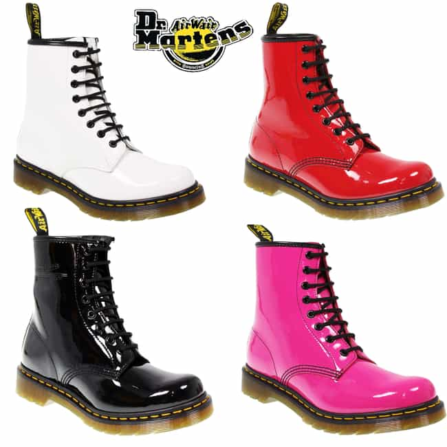 Dr. Martens is listed (or ranked) 4 on the list The Most Iconic Shoes in Footwear History