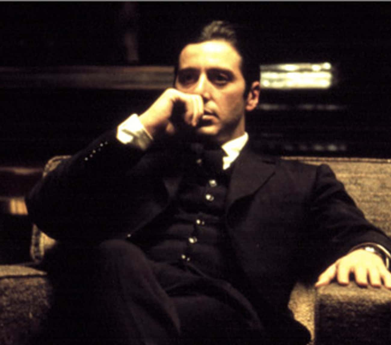 """The Word """"Mafia"""" Is Never Used in the First Film"""