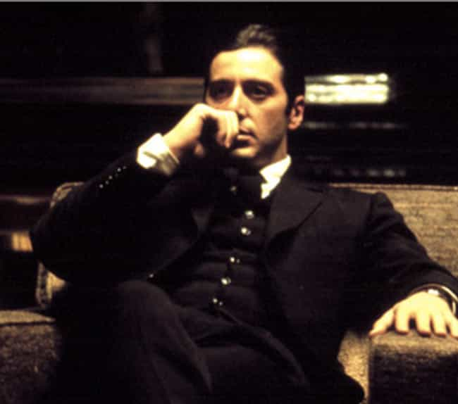 "The Word ""Mafia&quo... is listed (or ranked) 1 on the list 20 Fun Facts About the Godfather Trilogy"