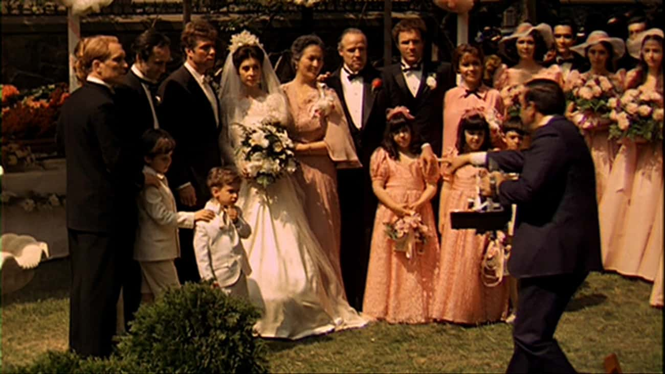 Marlon Brando Was Crowned &#34 is listed (or ranked) 3 on the list 20 Fun Facts About the Godfather Trilogy