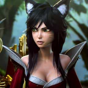 Ahri is listed (or ranked) 20 on the list The Hottest Video Game Vixens of All Time