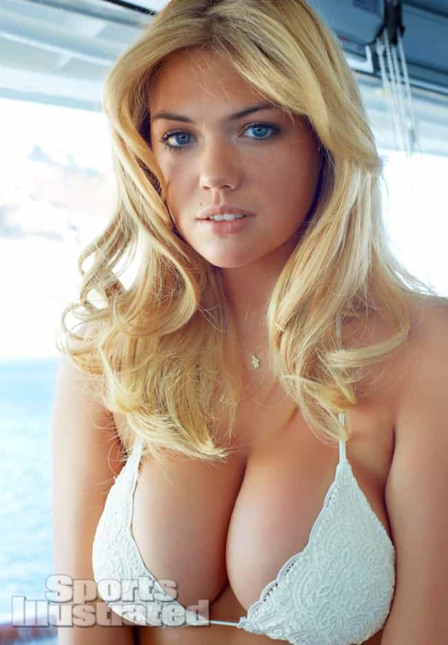Kate in Bikini, Looked at from... is listed (or ranked) 2 on the list Hot Kate Upton Boobs Pics