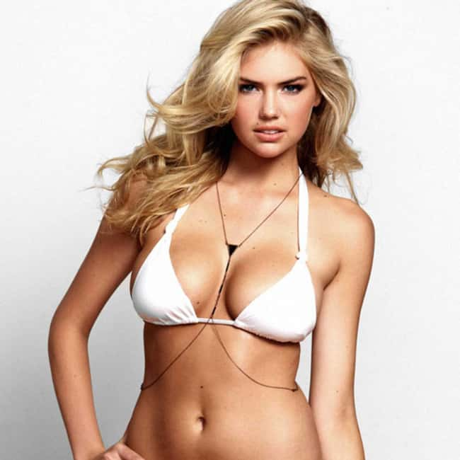 Kate Upton in white bikini in is listed (or ranked) 17 on the list Hot Kate Upton Boobs Pics