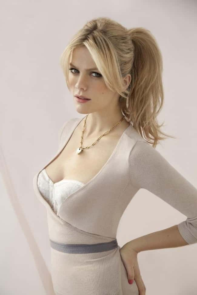 Brooklyn Decker in long-sleeve is listed (or ranked) 24 on the list Hot Brooklyn Decker Boobs Pics