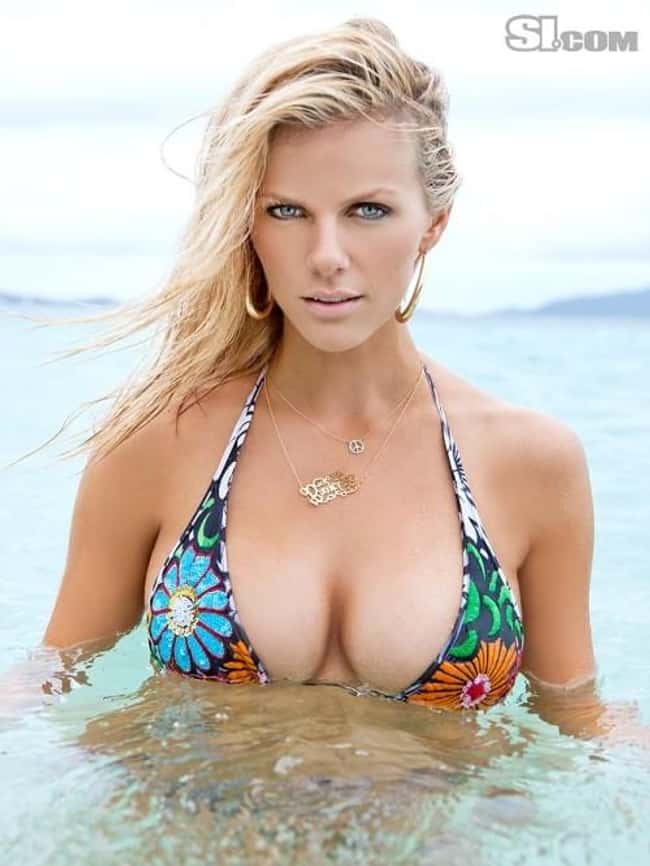 Brooklyn Decker in colored bik is listed (or ranked) 15 on the list Hot Brooklyn Decker Boobs Pics