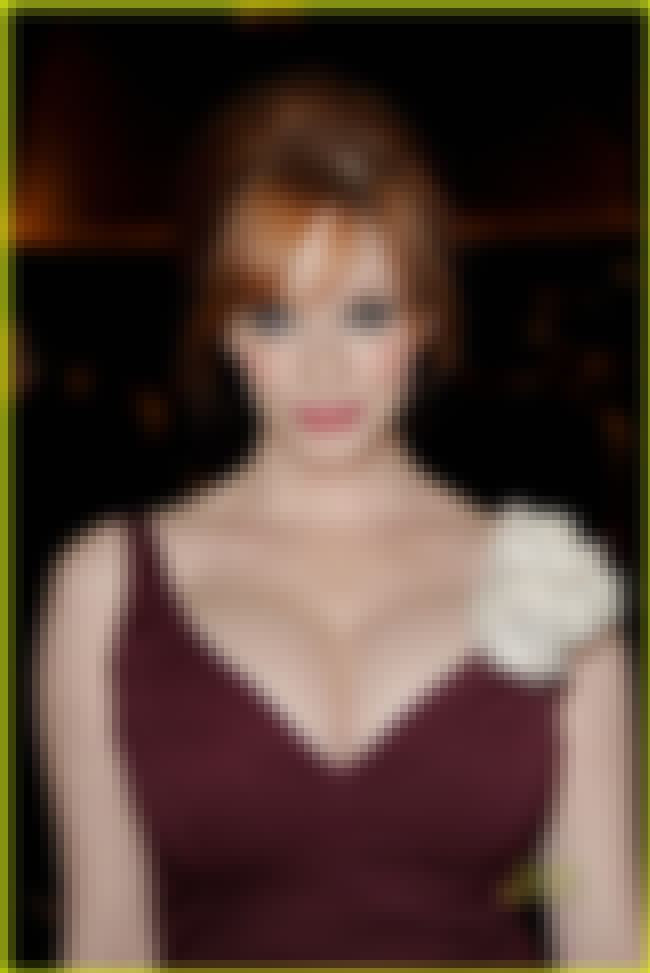 Christina Hendricks in evening... is listed (or ranked) 1 on the list Hot Christina Hendricks Boobs Pics