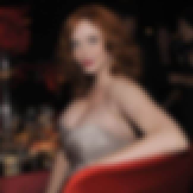 Christina Hendricks in another... is listed (or ranked) 4 on the list Hot Christina Hendricks Boobs Pics