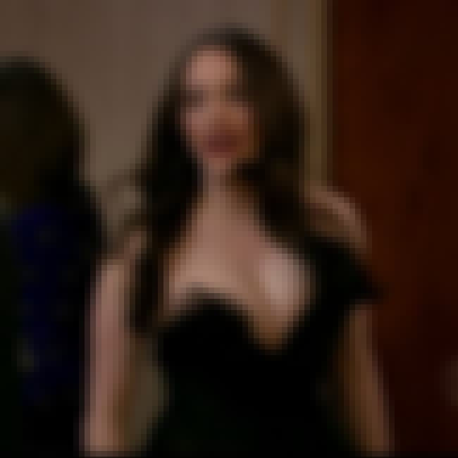 Kat Dennings in odd fancy dres... is listed (or ranked) 1 on the list Hot Kat Dennings Boobs Pics