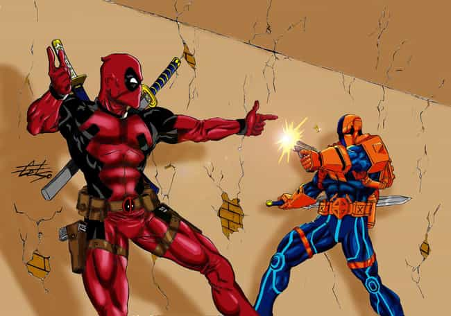 His Real Name Is A Joke is listed (or ranked) 2 on the list 25 Things You Didn't Know About Deadpool