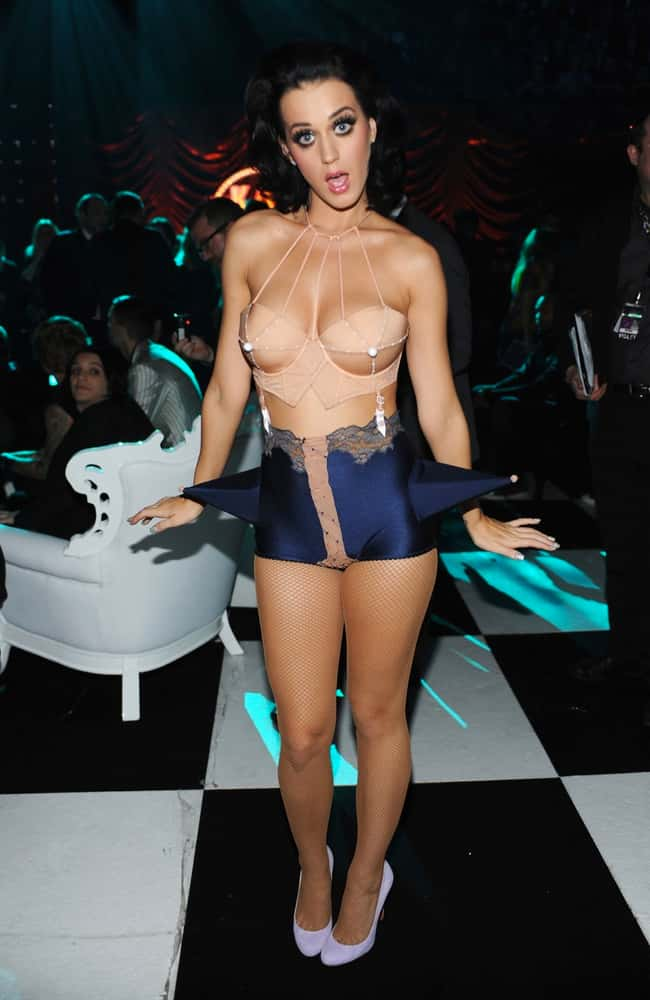 Katy Perry, surprised? is listed (or ranked) 8 on the list Hot Katy Perry Boobs Pics