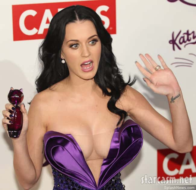 Katy Perry, purple heart is listed (or ranked) 6 on the list Hot Katy Perry Boobs Pics