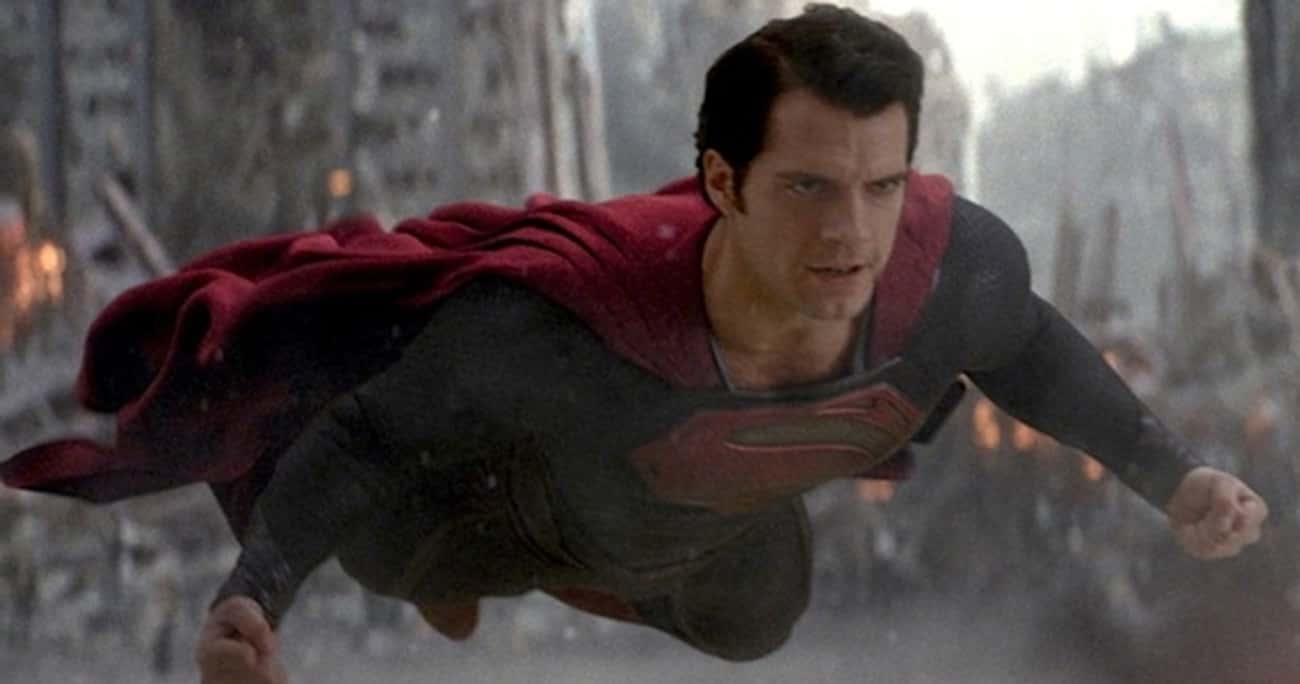 The Man of Steel's Unchecked Power