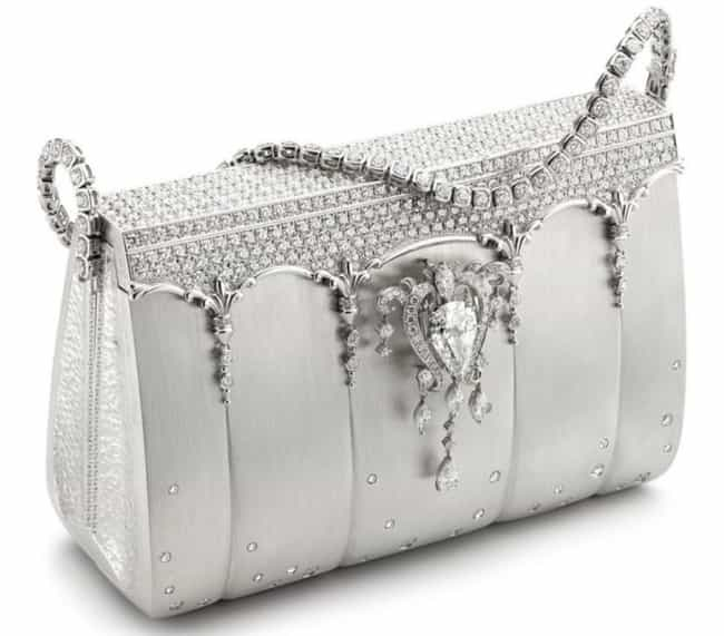 Hermes: Ginza Tanaka Birkin Ba... is listed (or ranked) 1 on the list The Most Expensive Handbags