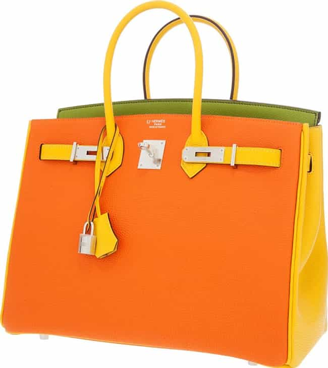 Hermes: Special Order Ho... is listed (or ranked) 5 on the list The Most Expensive Handbags