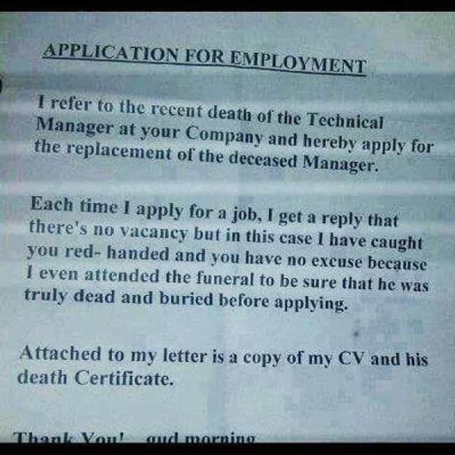 and the new star suspect is - Funny Resume