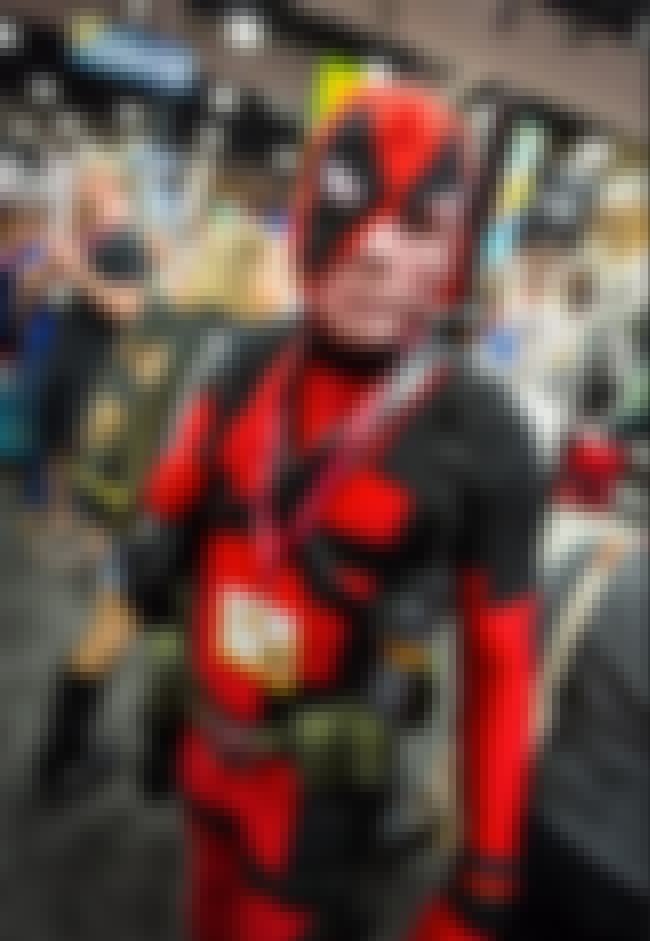 1 Down, 30 Something To Go is listed (or ranked) 4 on the list Ryan Reynolds or Cosplayer: Deadpool Edition