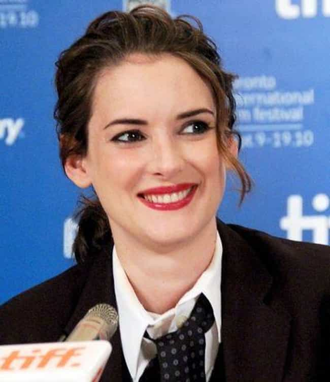 Winona Ryder's Shoplifti... is listed (or ranked) 1 on the list 13 Celebrity Scandals Caught on Security Cameras