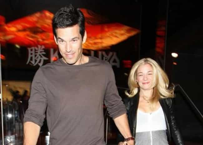 Leann Rimes and Eddie Cibrian ... is listed (or ranked) 4 on the list 13 Celebrity Scandals Caught on Security Cameras