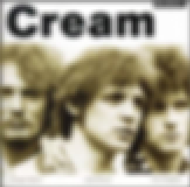 BBC Sessions is listed (or ranked) 4 on the list The Best Cream Albums of All Time