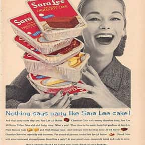 Sara Lee is listed (or ranked) 15 on the list The Most Nostalgia-Inducing Thanksgiving Brands