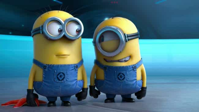 The Minion Language Is a Mix o... is listed (or ranked) 3 on the list 20 Fun Facts About the Minions