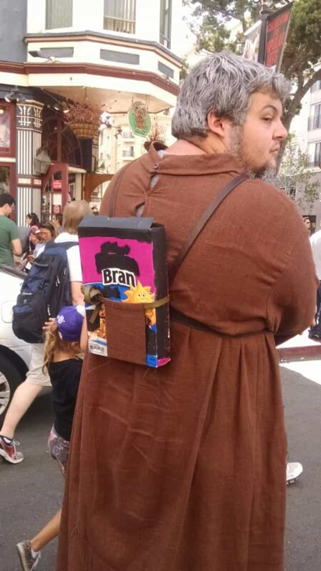 This Hodor And Bran Pun Might ... is listed (or ranked) 1 on the list The Best Game of Thrones Cosplay from SDCC 2015