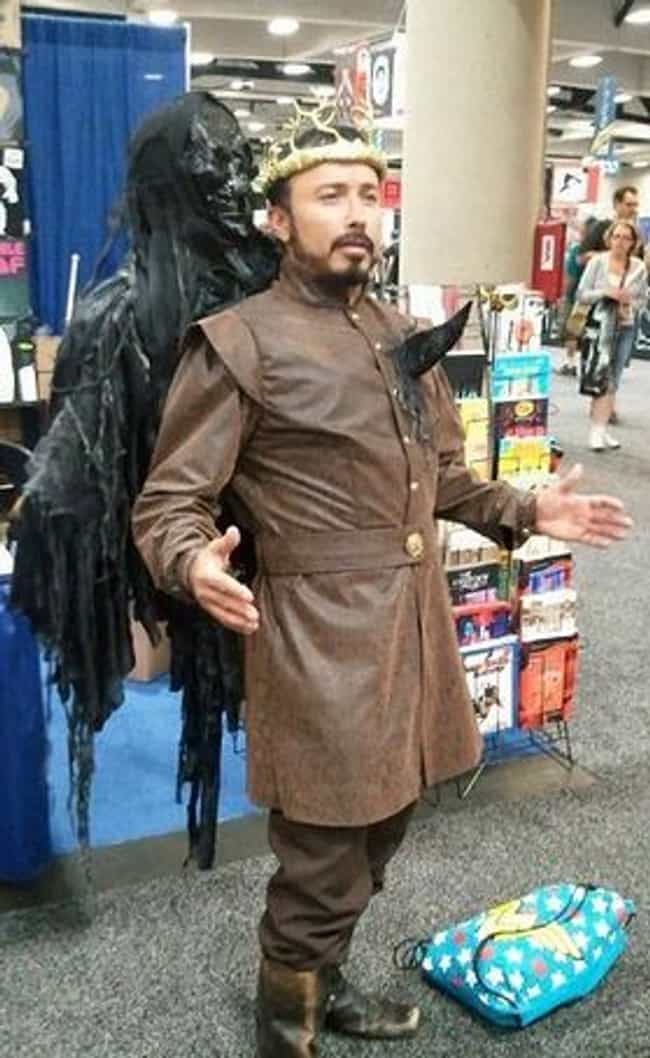 Imagine Walking Around With Th... is listed (or ranked) 2 on the list The Best Game of Thrones Cosplay from SDCC 2015