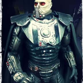 Darth Malgus is listed (or ranked) 20 on the list The Most Hated Star Wars Villains