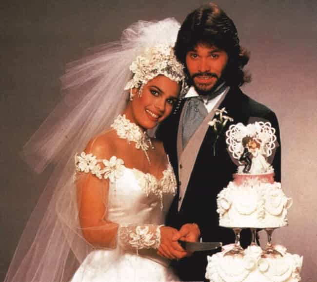 Not Pictured: The Groom's ... is listed (or ranked) 1 on the list The Most Radical '80s Wedding Photos Ever