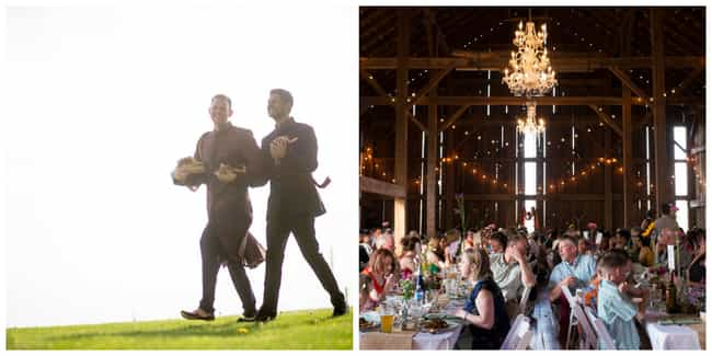Ravi + Todd: A Barn-Chic India... is listed (or ranked) 1 on the list 20 Unique Same-Sex Weddings That'll Melt Your Heart