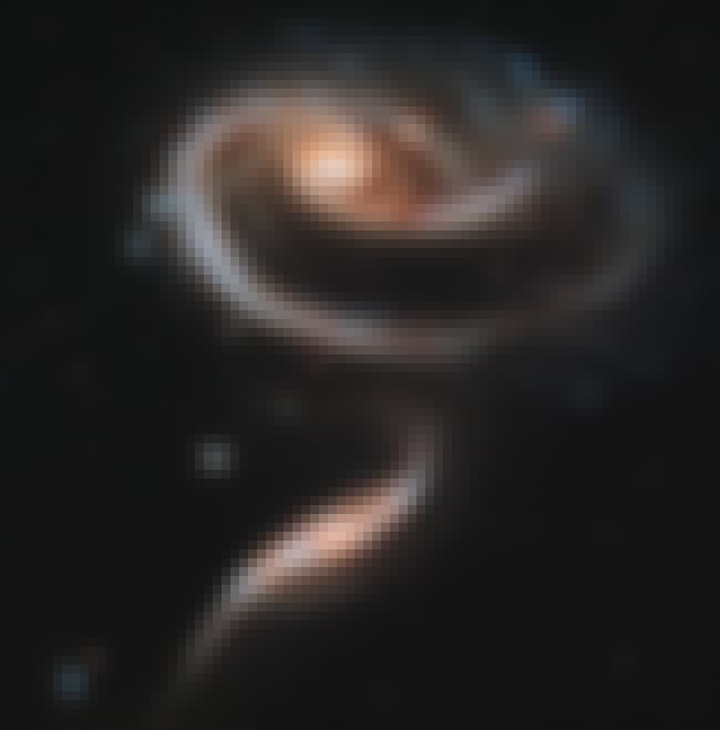Galaxy ARP 273 is listed (or ranked) 3 on the list Awesome Pictures from Outer Space