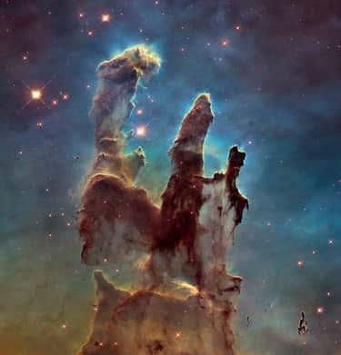 Eagle Nebula (Pillars of Creation)