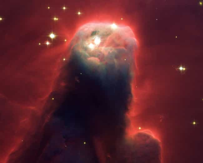 Cone Nebula is listed (or ranked) 4 on the list Awesome Pictures from Outer Space