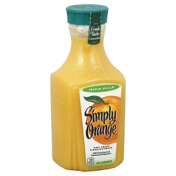 Random Best Orange Juice Brands